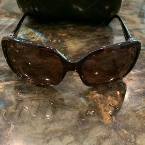 CHANEL Sunglasses with Original Case - Gently Worn